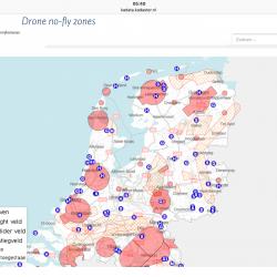 Drone no-fly zones