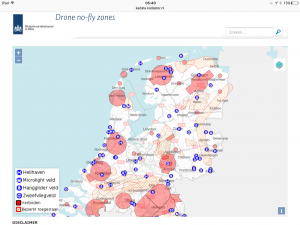 Drone no-fly zones
