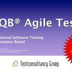 Nieuwe training Agile Tester in het programma